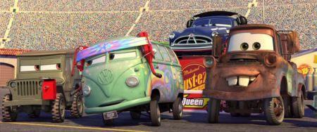 Carros da Disney Pixar – Carros Antigos