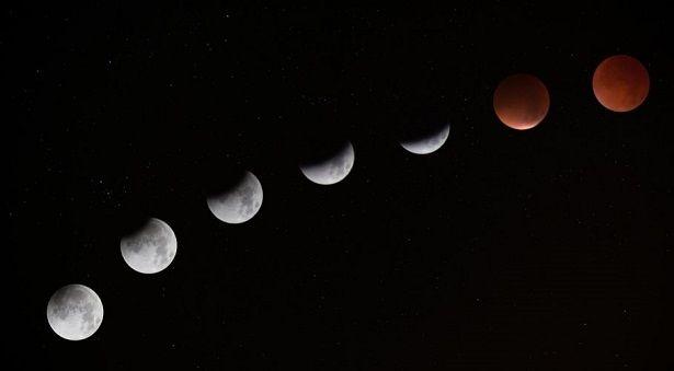 Eclissi lunare 2017