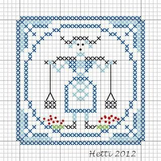 Part 10 of the SAL Delft Blue Tiles.