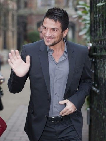 Peter Andre: Princess says I'm the best dad in the world – but that I smell of poo!