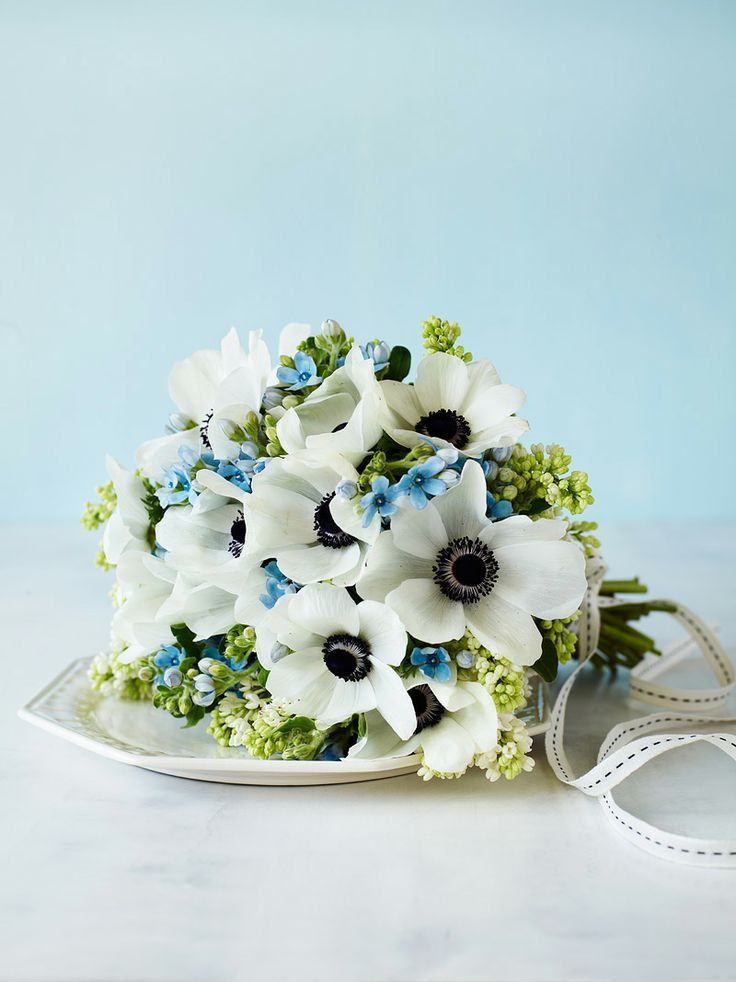 Map-Bouquet-blue - Once Wed
