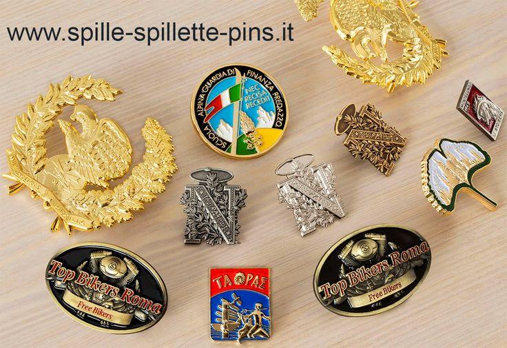 Il blog delle spillette, pins e spille personalizzate.: Le spillette da giacca di qualità....
