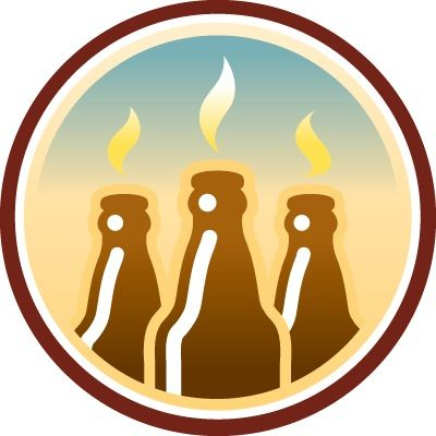 Birthday Brew (Level 5) Badge on Untappd (It's time to celebrate! That's at least 5 birthdays on Untappd. You are an old-timer! Prost!)