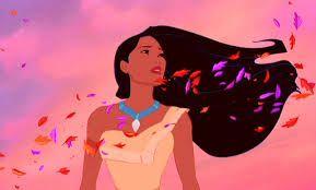 Animation-Pocahontas