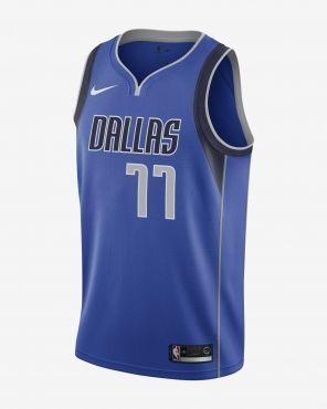 Nike NBA Dallas Mavericks Luka Doncic Icon Edition Swingman Jersey ... d30ed0f26