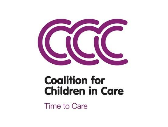 Branding for Coalition for Children in Care. www.fenton.com.au #communication #PR #branding #graphicdesign
