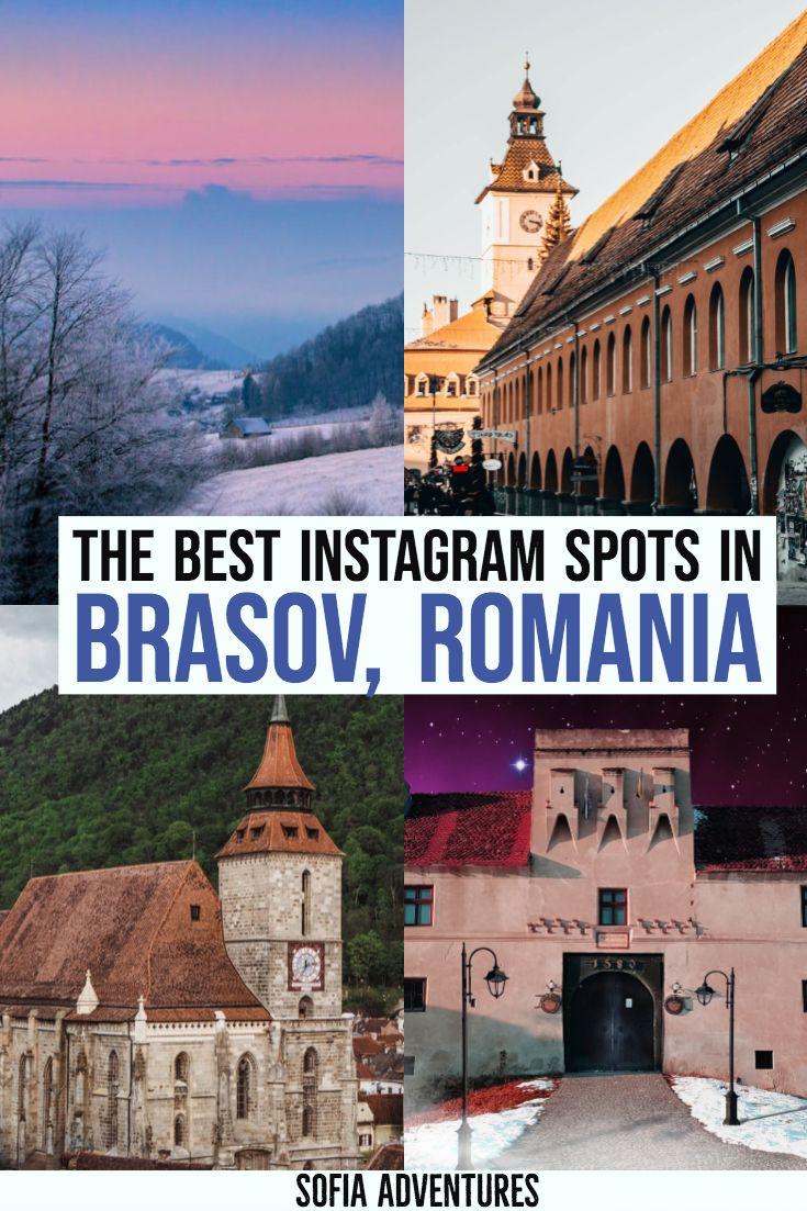 Planning To Visit Brasov This Charming City In Transylvania Is Full Of Beautiful Brasov Photography Location Brasov Romania Brasov Romania Travel Transylvania