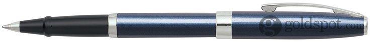 Sheaffer Sagaris Metallic Blue ST Rollerball Pen