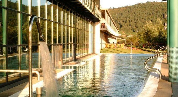 Laias Caldaria Hotel Balneario****, Ourense. Desde 62€ pers/noche con acceso ilimitado a las piscinas termales y un programa termal con masaje y bañera con sales