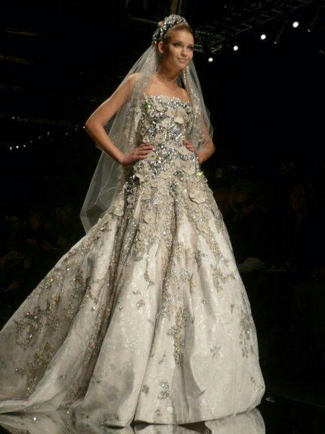 179 besten Wedding dresses Bilder auf Pinterest | Bonheur ...