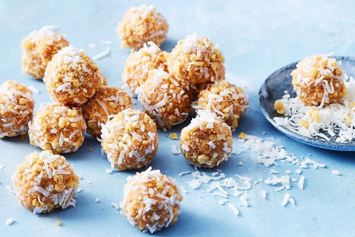 ca64f5837210f09c7f766e83d8619c41 - Apple And Coconut Balls Better Homes And Gardens