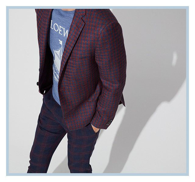 Men - Summer Suiting | Holt Renfrew