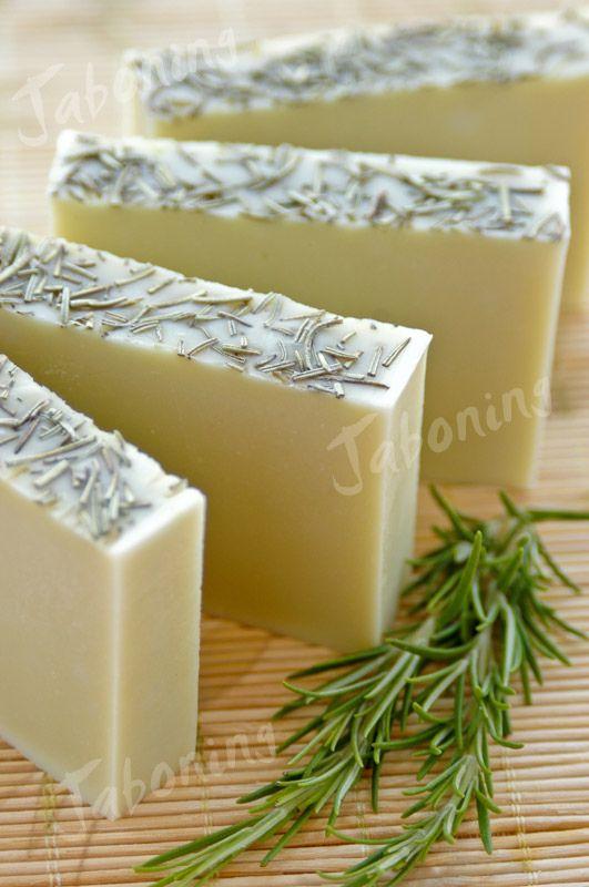 Rosemary hand made soap | da Jaboning