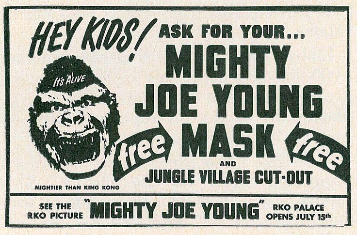 """Mighty Joe Young (1949) """"Hey Kids!"""""""
