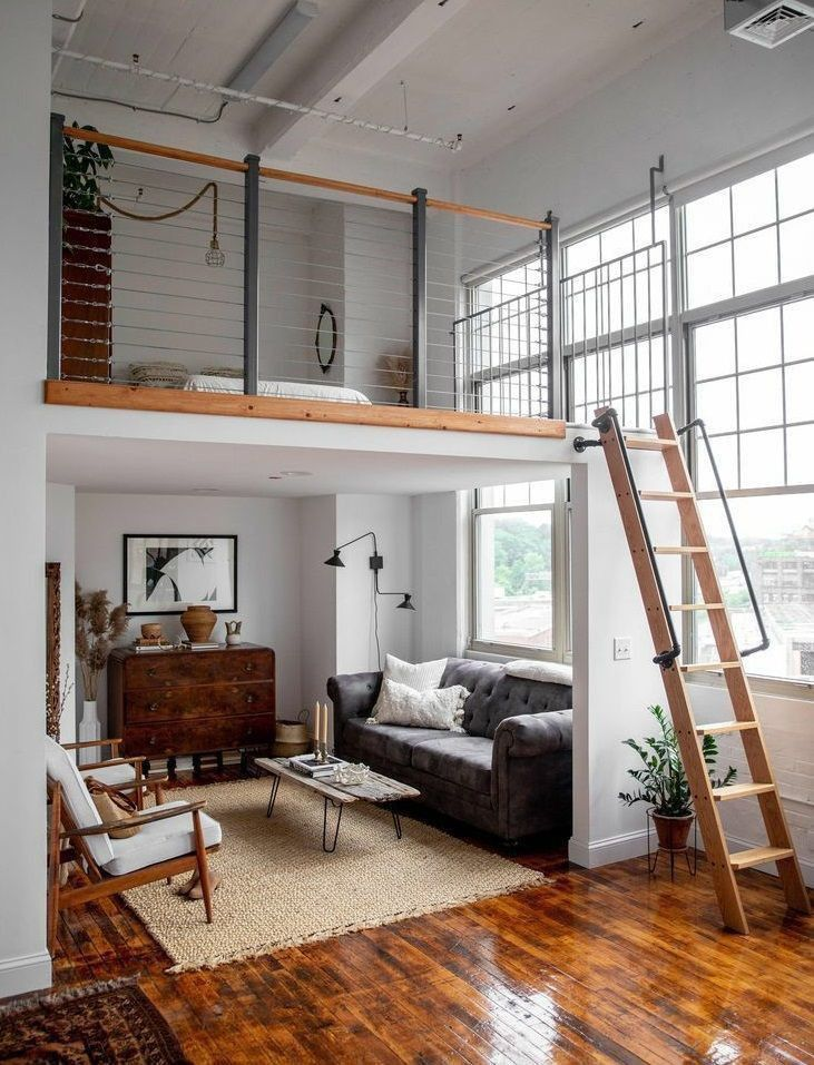 Pin By Entertainment With Abul Hasan On Ideas For Your Sweet In 2021 Tiny House Loft Small House Design Tiny House Interior Design