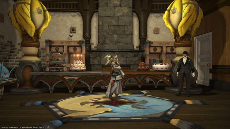 FFXIV House Decorating Ideas Final Fantasy XIV