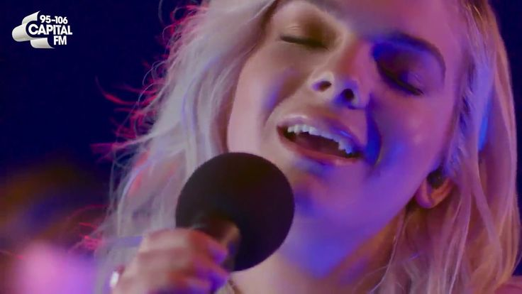 Louisa Johnson - Best Behaviour (Live @ Capital FM)