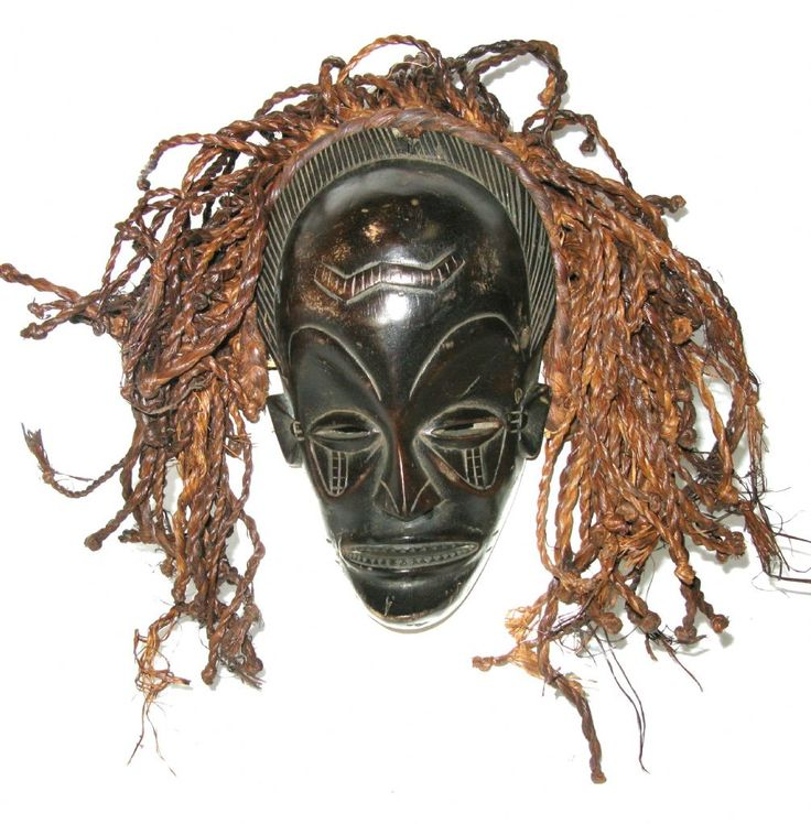 traditional african tribal masks - Google Search