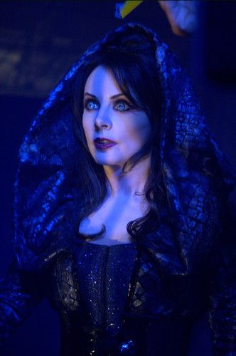 Sarah Brightman as Blind Mag in Repo! The Genetic Opera: