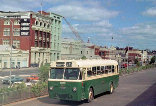 1970's old Perth - Wellington Street