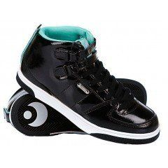 Osiris Skateboard Schuhe Uptown Girls Black/Burckie - http://on-line-kaufen.de/osiris/osiris-skateboard-schuhe-uptown-girls-black