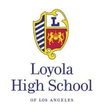 Loyola High School of Los Angeles is a Catholic college preparatory school for young men who represent the racial, ethnic, and socio-economic diversity of greater Los Angeles.