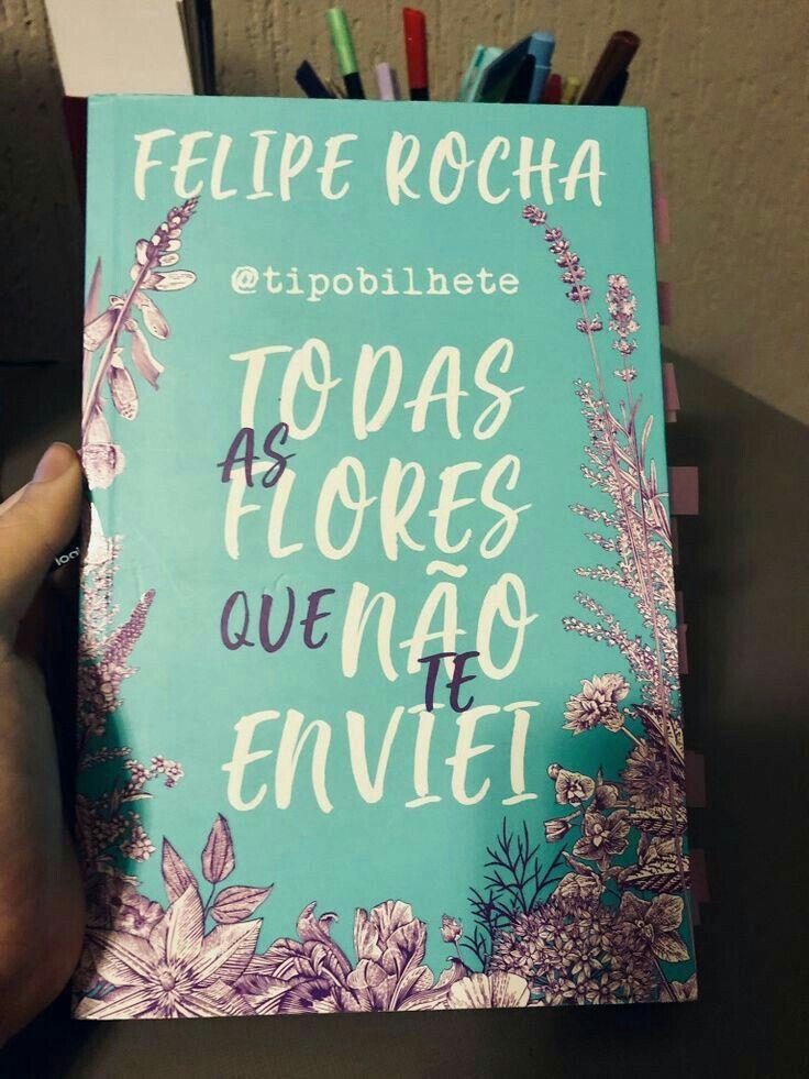Felipe Rocha Com Imagens Leitura De Livros