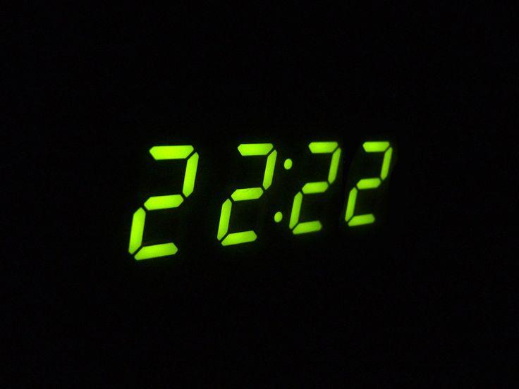 Uhrzeiten Alles über die Bedeutung der Schnapszahlen