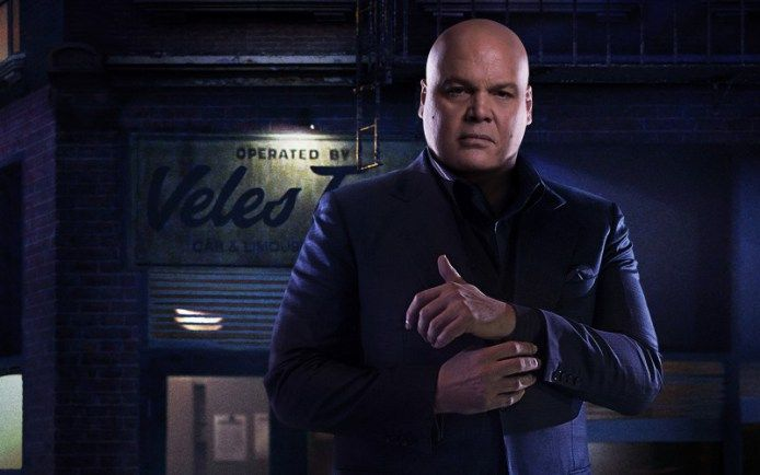Vincent D'Onofrio as The Kingpin Wilson Fisk VIA - http://grantland.com/hollywood-prospectus/giving-the-devil-his-do-rag-why-netflixs-daredevil-is-the-least-marvel-y-marvel-property-yet/