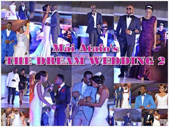 Mai Atafo's Dream Wedding II - All the photos from his grandeur Wedding collection - All the photos here - http://www.360nobs.com/2013/06/mai-atafos-unveils-his-grandeur-wedding-collection-at-dream-wedding-ii-weve-got-all-the-gorgeous-wedding-photos/    The runway saw catwalks from female stunners - Isio Wanogho, Yvonne Nelson, Eku Edewor, Beverly Naya, Chris Attoh, Ebuka Obi-Uchendu, Gbenro Ajibade, Lynxxx, Joseph Benjamin,Banky W, Tosin Martins, DJ Xclusive and OC Ukeje.