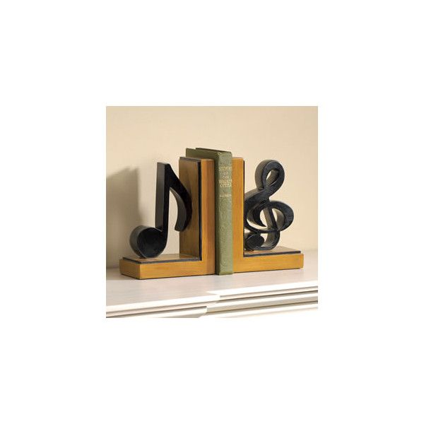 17 best images about music bookends on pinterest pedestal music notes and french horn - Treble clef bookends ...