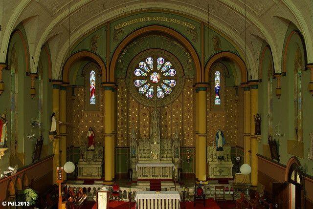 St Augustine's Catholic Church, Balmain www.wishbucket.com.au