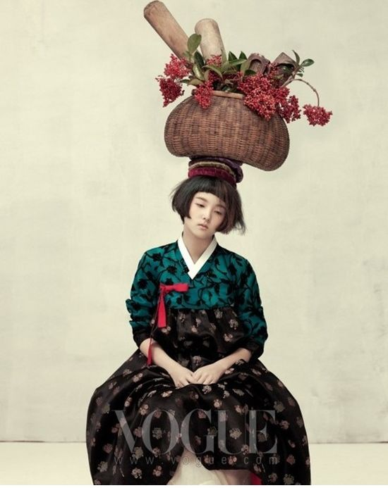 Hanbok: Korean traditional clothes - Vogue