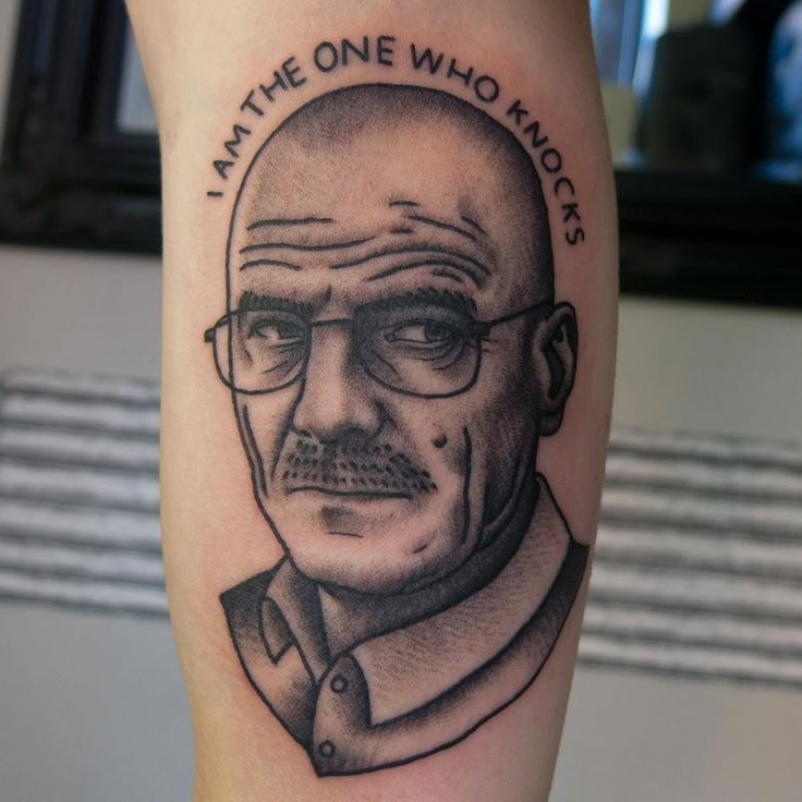 14 Totally Creepy 'Breaking Bad' Tattoos