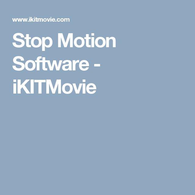 Stop Motion Software - iKITMovie
