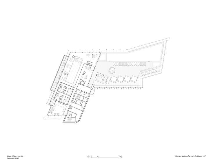 Gallery of Seamarq Hotel / Richard Meier & Partners - 13