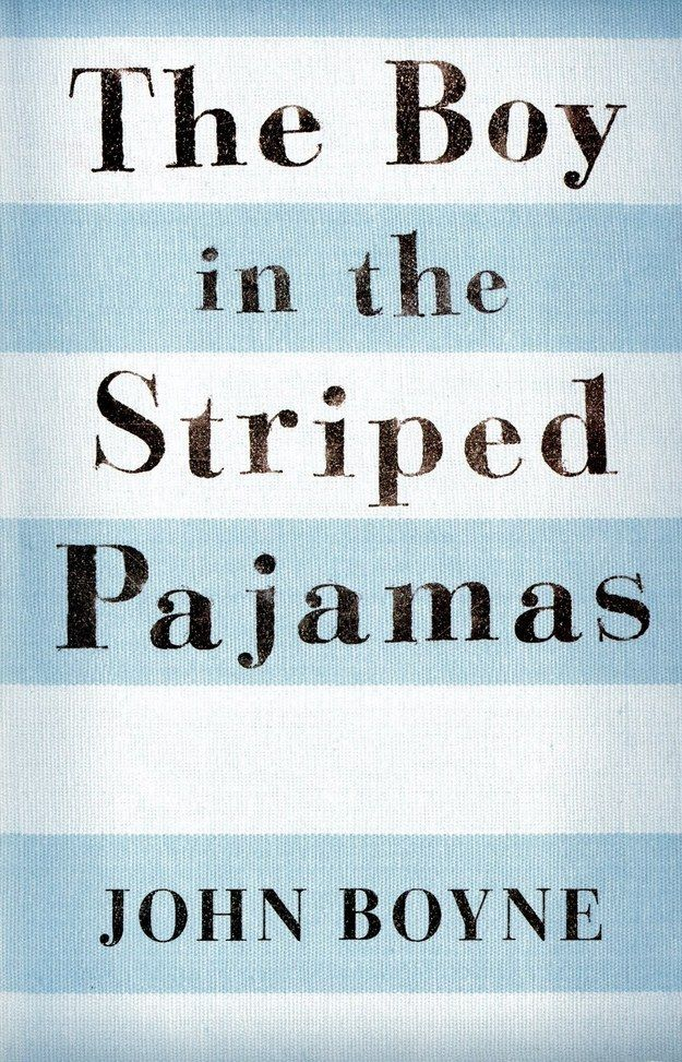 The Boy in the Striped Pajamas by John Boyne | the innocent perspective of a young German boy whose Father is a Nazi commander. A story of friendship, a story that shows young children are in many ways the same regardless of their family circumstances. The story contains a deeper msg but telling it would be a spoiler!