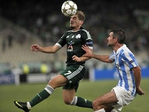 Ignacio Camacho joins Wolfsburg from Malaga