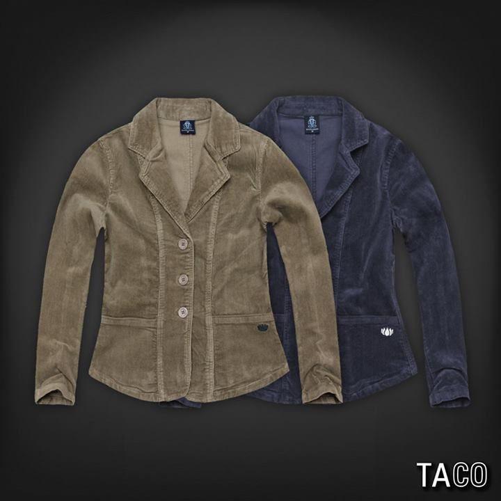 Pra deixar você ainda mais linda! Blazer de veludo feminino a partir de R$95,00 #VouDeTaco