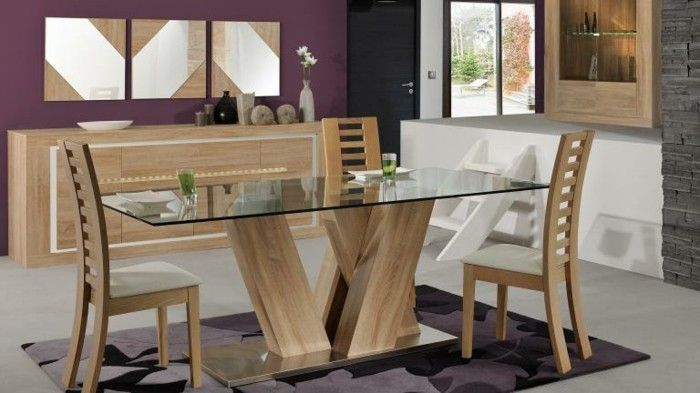 Esszimmermöbel Modern Interessante Tisch Und Stühle