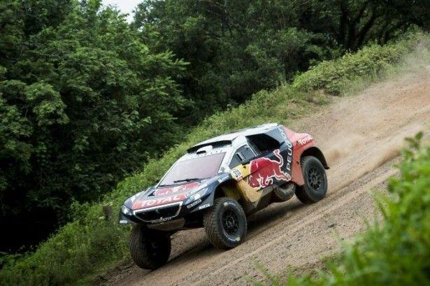 Cars - Dakar : Sébastien Loeb enchaîne avec une nouvelle victoire lors de l'étape 3 ! - http://lesvoitures.fr/dakar-sebastien-loeb-enchaine-avec-la-victoire-lors-de-letape-3/