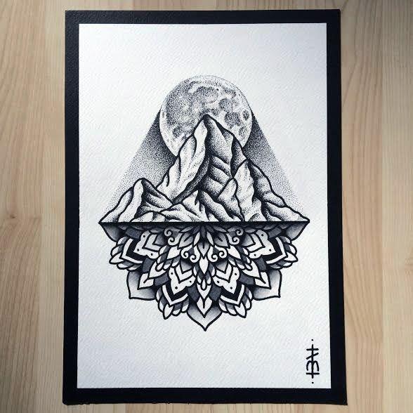 Mountain Mandala