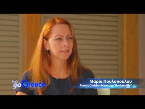 Horizon Blu Hotel Kalamata, Peloponnese, Greece - YouTube