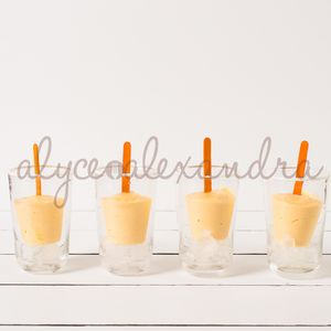 Mango Ice Creams.
