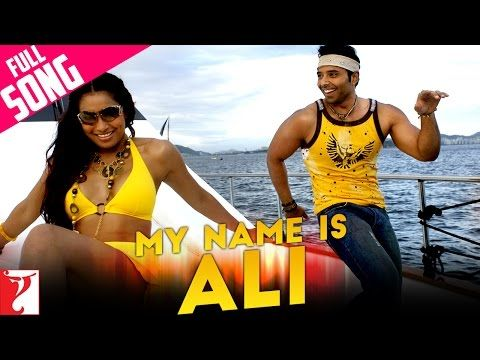 (26) My Name Is Ali - Full Song | Dhoom:2 | Uday Chopra | Bipasha Basu - YouTube