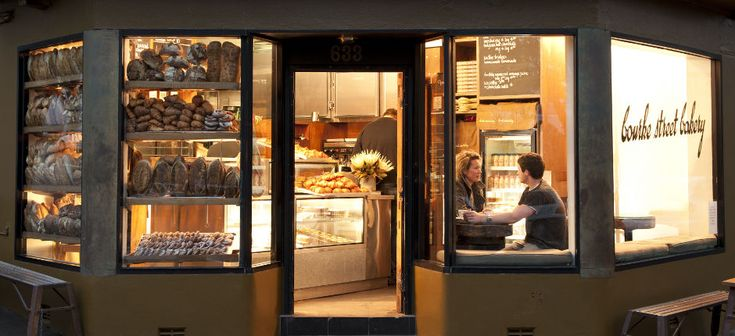 Bourke Street Bakery Sydney Australia.
