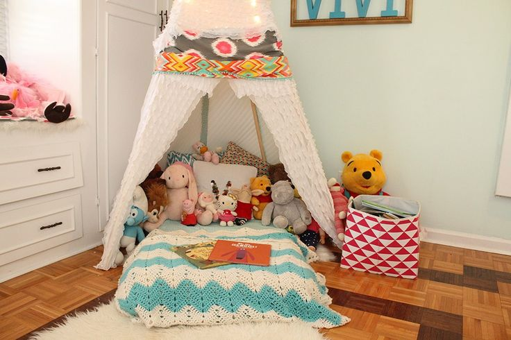 Let's take a tour of two fun and quirky DIY playrooms that include two Murphy beds, a window seat, an observatory, and a secret passageway. Toddler paradise!