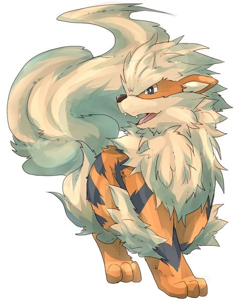 Wasn't Arcanine James' First Pokemon Until He Ran Away From His Millionare Parents?