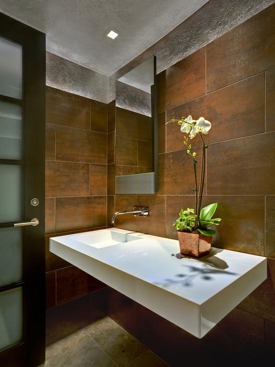 18 best images about Bathroom on Pinterest Powder room design