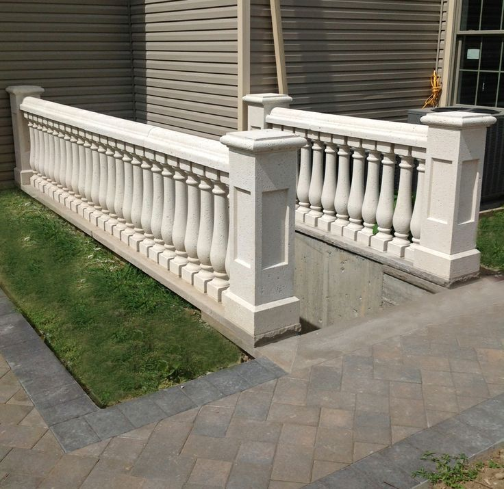 Best 17 Best Images About Concrete Railings Balustrade System 400 x 300